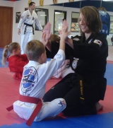 myung martial arts tae kwon do facility